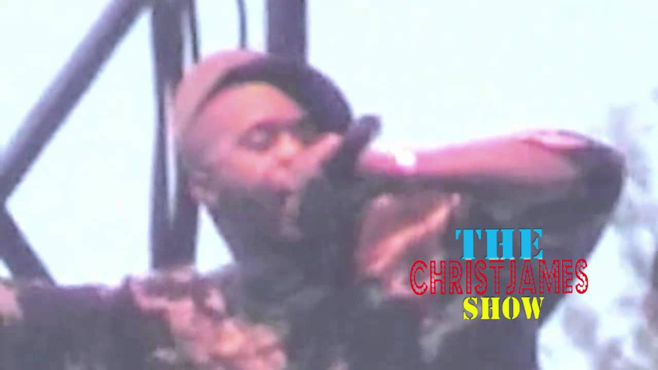 Rare Footage : Nas-  It aint hard to Tell  Live Performance
