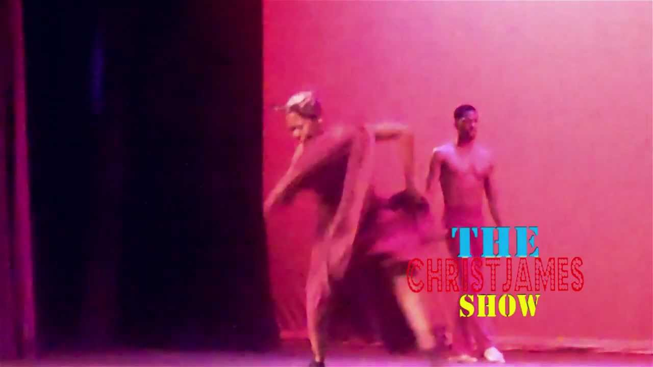 Andrea Kelly  – Beautiful Dance Performance { Pink Kitty Cabaret} Part 1