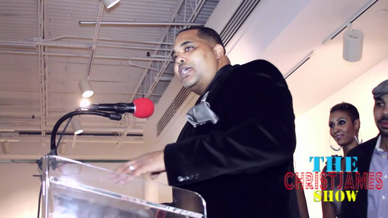 Hells Kitchen Chef Jason Ellis- Speech Miller Coors T.A.P Awards