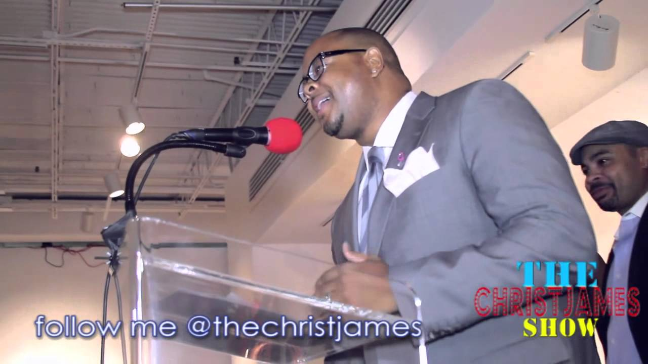 Keinon  Johnson Big Cac FCC – Speech for MillerCoors. T.A.P Awards