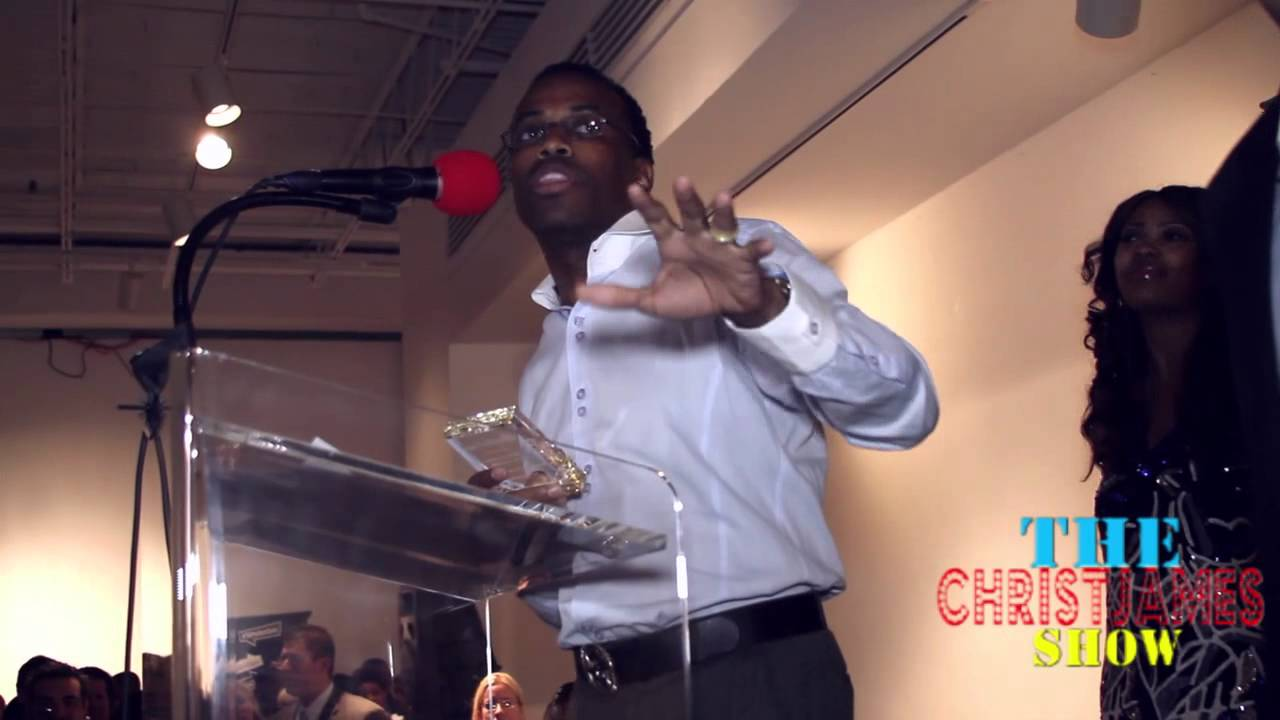 """do Restaurant"" Christian Ruffin –  Speech for MillerCoors awards"