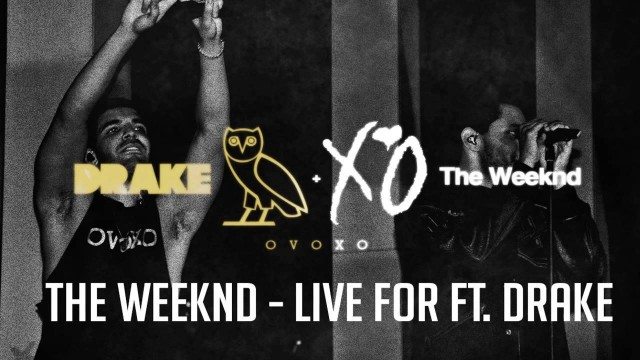 The Weeknd – Live For ft. Drake (audio)