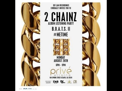 2 Chainz listening party (ATL)