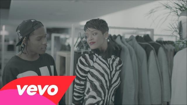 A$AP Rocky – Fashion Killa (Explicit Version)