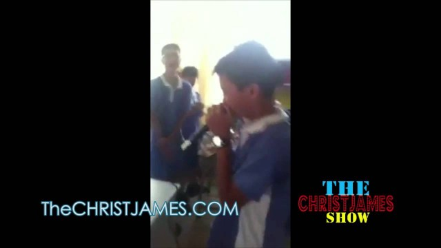 Chinese kid Student Beat Box Better Than Dougie Fresh ?