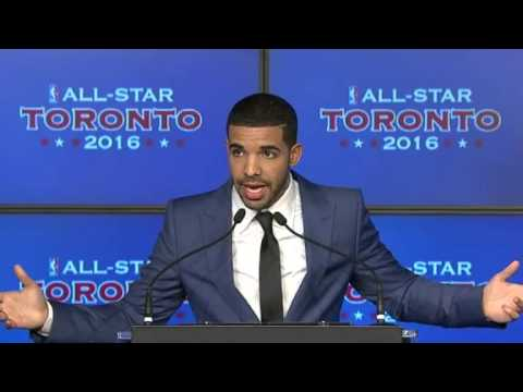 Drake named Toronto Raptors' Global Ambassador | September 30, 2013 | NBA All-Star Announcement