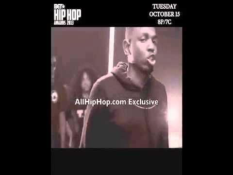 Kendrick Lamar Disses Drake In The Bet Cypher HD