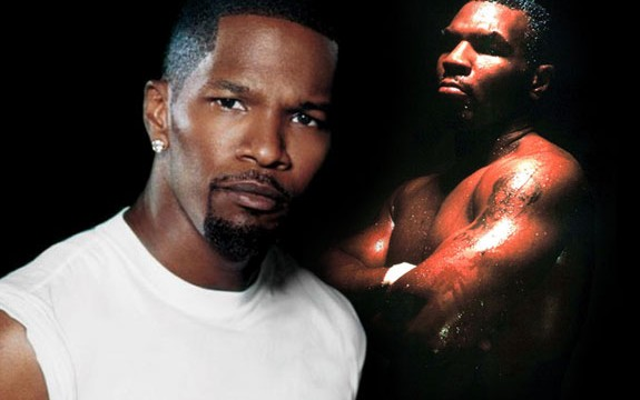 Mike Tyson Thinks Jamie Foxx Would be Perfect to Play Him in Biopic