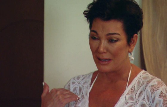 Kris Jenner Breaks Down Over Rob Kardashian's Depression