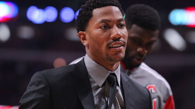 Derrick Rose on the doubters: 'It's gonna be funny seeing them eat their words'