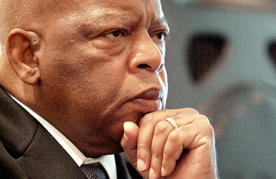 Rep. John Lewis On Ferguson: 'Declare Martial Law'