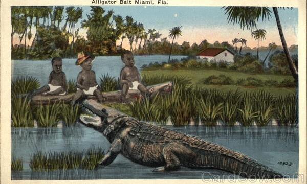 """The truth behind """"Alligator Bait"""""""