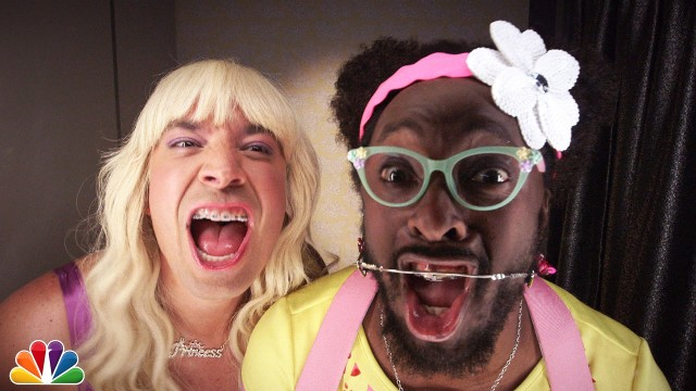 Jimmy Fallon feat. will.i.am – Ew! (Official Music Video)