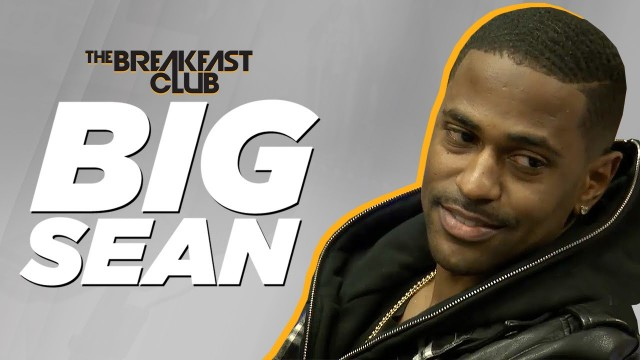 Big Sean Interview at The Breakfast Club Power 105.1