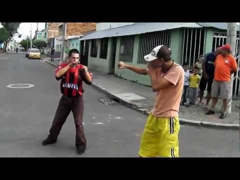 DRUNK crazy people fighting