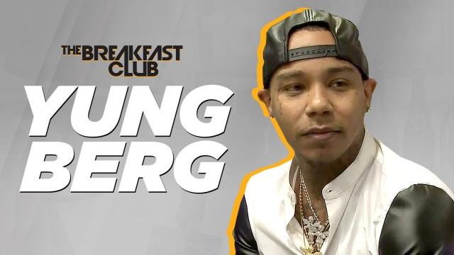 Yung Berg Interview at The Breakfast Club Power 105.1