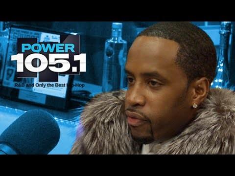Nicki Minaj Ex SB Interview at The Breakfast Club Power 105.1