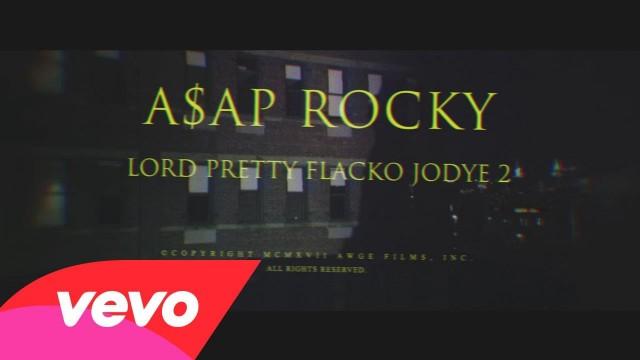 A$AP Rocky – Lord Pretty Flacko Jodye 2 (LPFJ2)