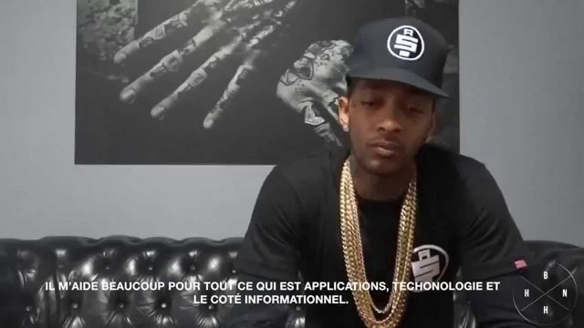 interview | Nipsey Hussle à Paris by BNHH