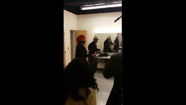 Keith Sweat & Syleena Johnson – Make It Last Forever (Impromptu Performance)
