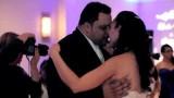 Luke James surprises bride at wedding