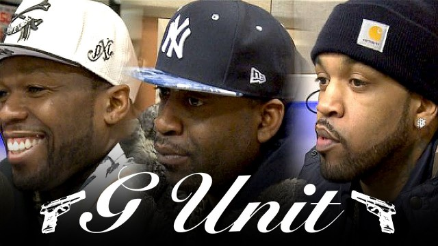 G-Unit Interview at The Breakfast Club Power 105