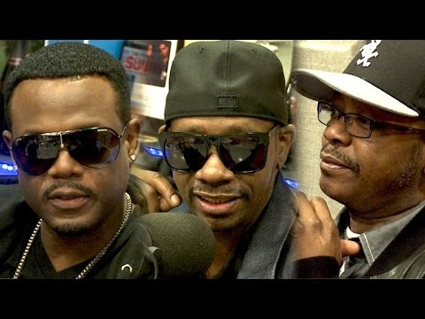Jodeci Interview at The Breakfast Club Power 105.1