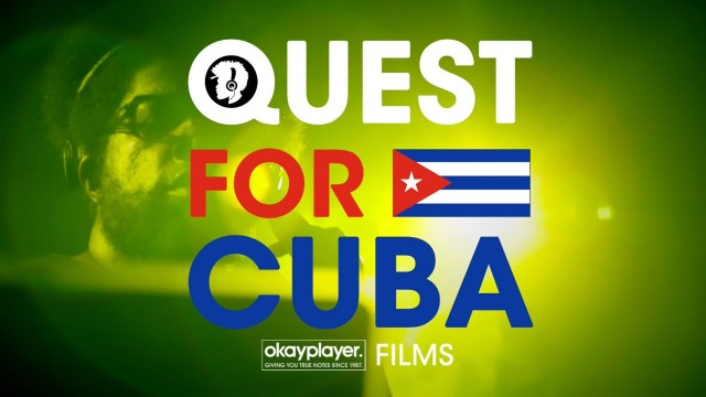 Quest For Cuba: Questlove Brings The Funk To Havana