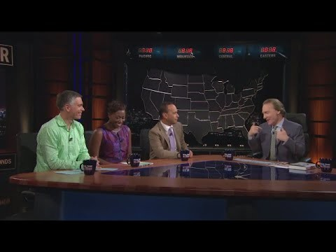 "Bill Maher And Panelists Speak On The Charleston Shooting ""Denying Racism Is A Form Of Racism"""