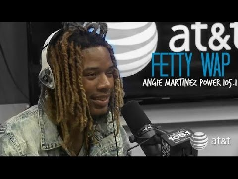 Fetty Wap Interview With Angie Martinez: Buying His Mom A House, His New Dreads, Choosing Not To Wear A Prosthetic Eye & More