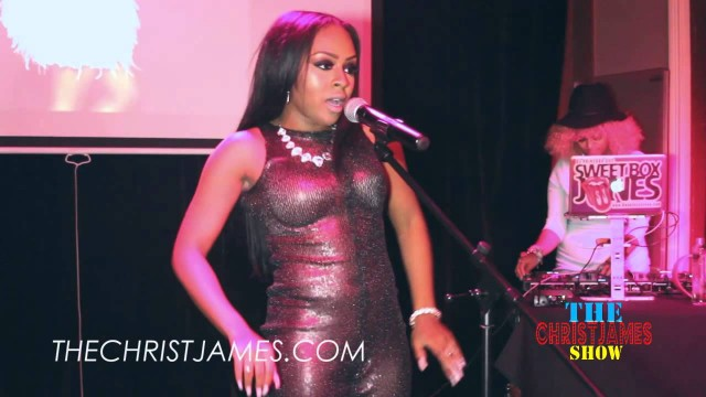 Natasha Mosley – Sings Kiss Goodbye (Live @ BQE Atlanta) Part 2