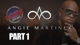 Birdman's Exclusive Interview with Angie Martinez Power 105.1 [Part 1]