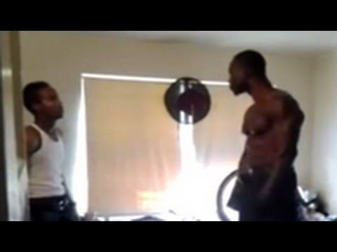 "Man Breaks Into Ex-Gf House & Makes Her New Man Pack Up His Sh*t! ""You Prepared To Die For P*ssy?"""