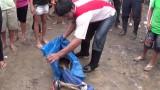 11 year old boy devoured by piranhas Peru