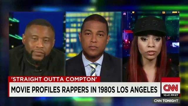 "E.B. Wright Eazy-E's Daughter Shares Her Thoughts On ""Straight Outta Compton"" And How Her Father Was Portrayed!"