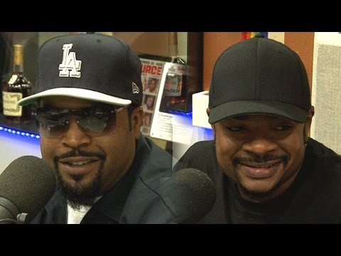 Ice Cube and F. Gary Gray Interview at The Breakfast Club Power 105.1