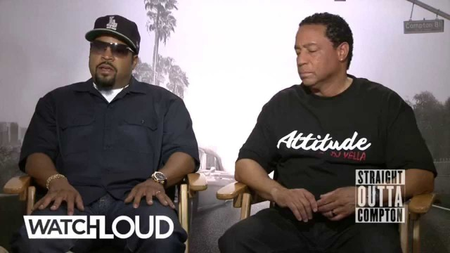 Ice Cube & NWA Cast On Ghostwriting In Hip-Hop