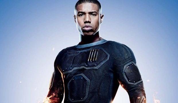 Newark NJ, – Actor Michael B. Jordan cracks Hollywood A-list with 'Fantastic Four,' 'Creed'