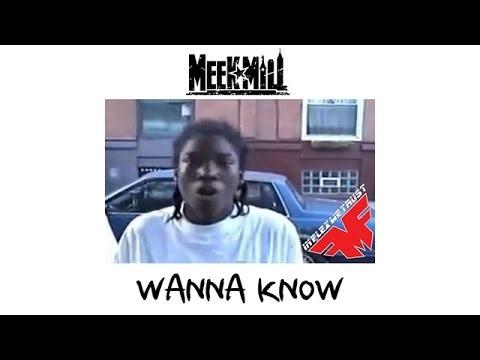 Meek Mill – Wanna Know (Drake Diss)