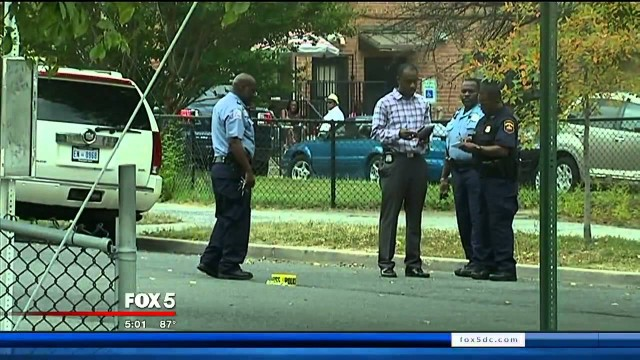 One dead in shooting outside SE DC church