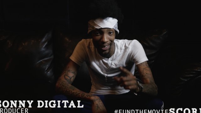 """Grammy-Nominated Producer Sonny Digital Is Set To Star In Tamiko Hope &  The Mercy Hope Productions Short Film """"Score"""""""