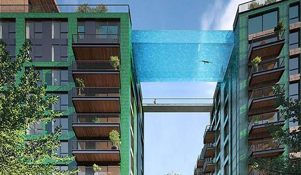 "The World's First ""Sky Pool"" Is Coming"