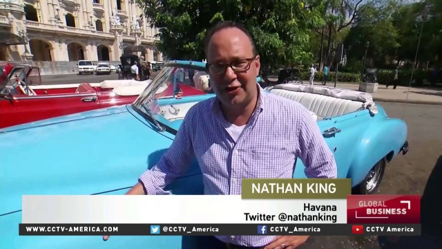 US-Cuba new ties to open up classic car market