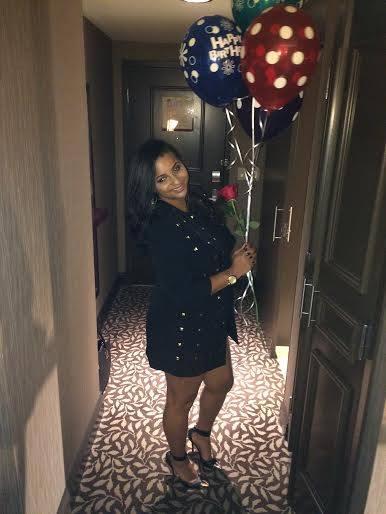 Happy Birthday Esha Campbell