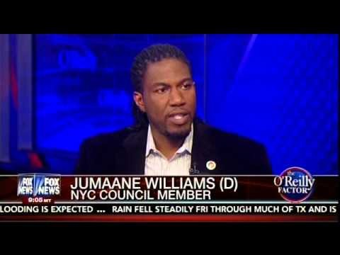 Bill O'Reilly vs Two Black Lives Matter Supporters