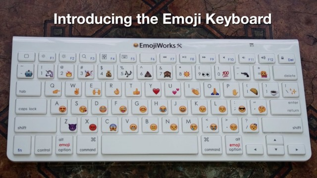 Introducing the Emoji Keyboard