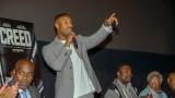 'Creed' star Michael B. Jordan gets key to hometown of Newark