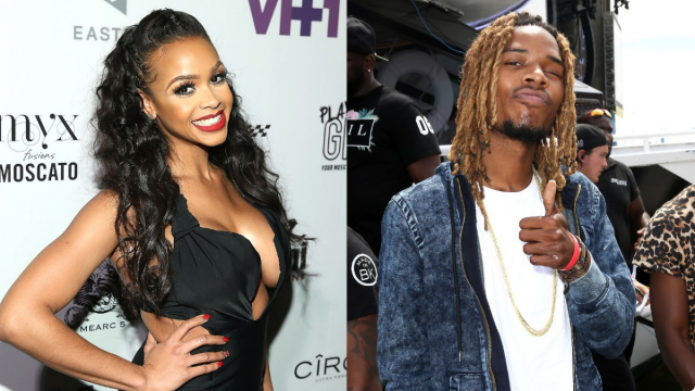 Masika Kalysha will make Which Major Producer the God Father of Her Child with Fetty Wap