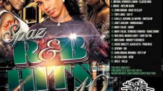 "Firework DJs: DJ SPAZ "" The Energizer"" SPAZ R&B HITS VOL. 10"
