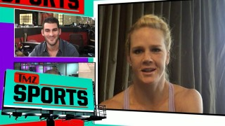 Holly Holm — Stop Trashing Ronda Rousey … She's a Legend